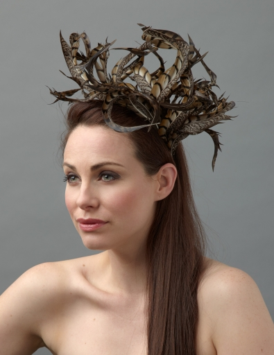 Mace fascinator hostie hats
