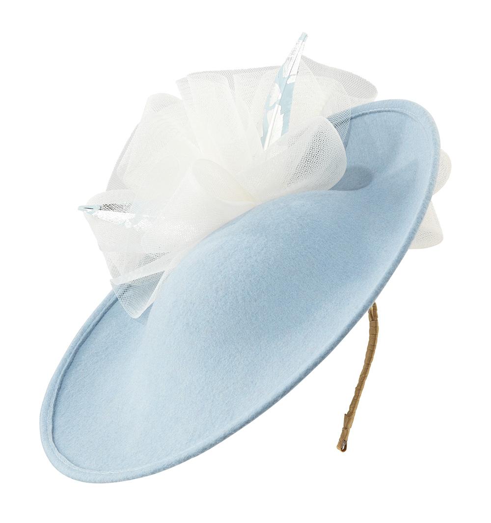 Oregano dish hat front view Hostie Hats