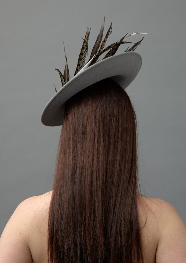 Rosemary dish hat back hostie hats