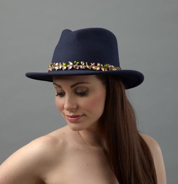 Tarragon fedora hostie hats