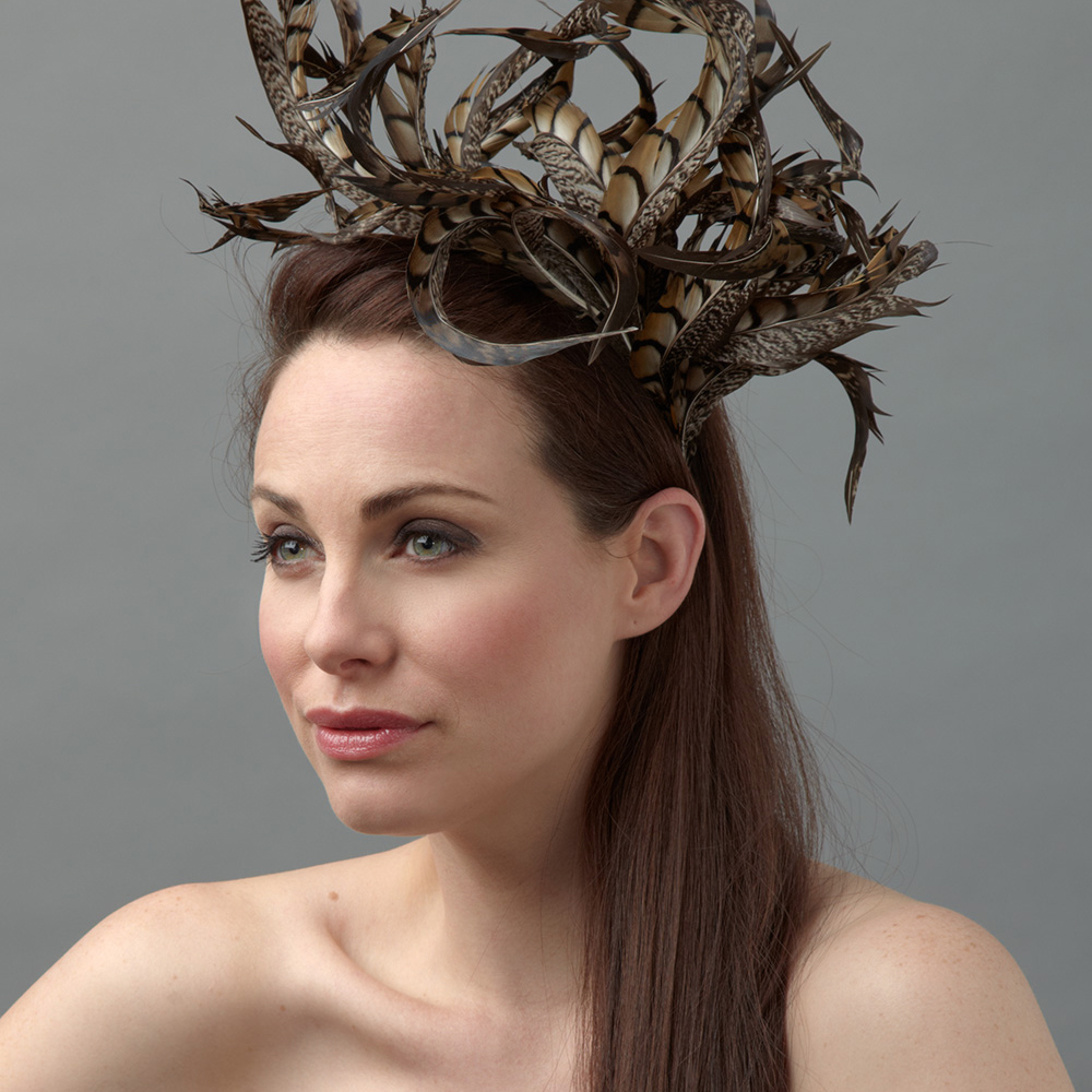 Winter Fascinators