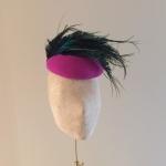 Jupiter Pillbox Hat