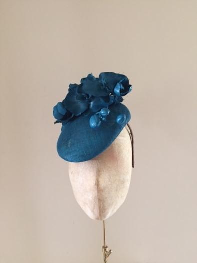 Leigh Pillbox Hat