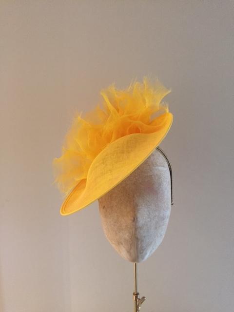 Kelly Dish Hat