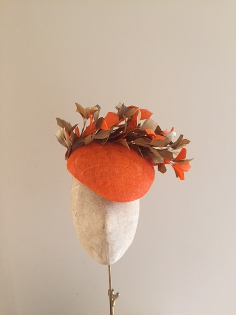 Hayworth Pillbox Hat