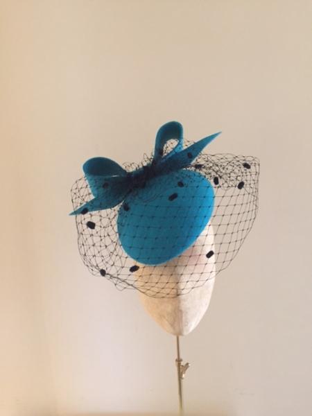 St Anton Pillbox Hat