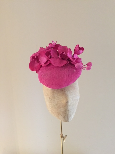 Leigh Pillbox Hat