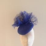 Taylor Pillbox Hat