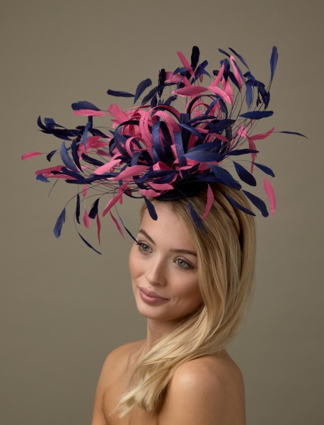 b9a70550ac47f Large Fascinators - Hostie Hats