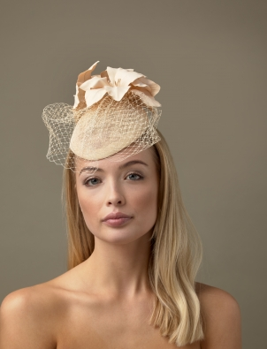 Mule Pillbox Hat