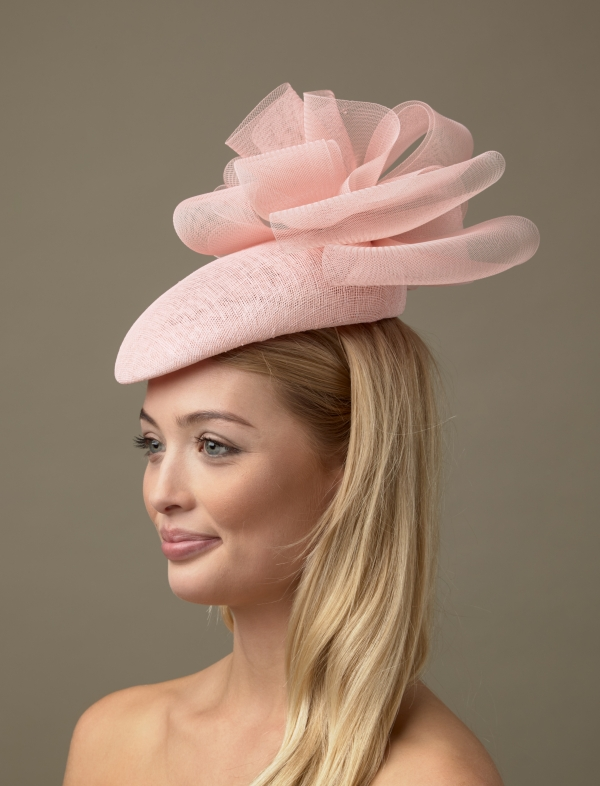 Gin pillbox Hat