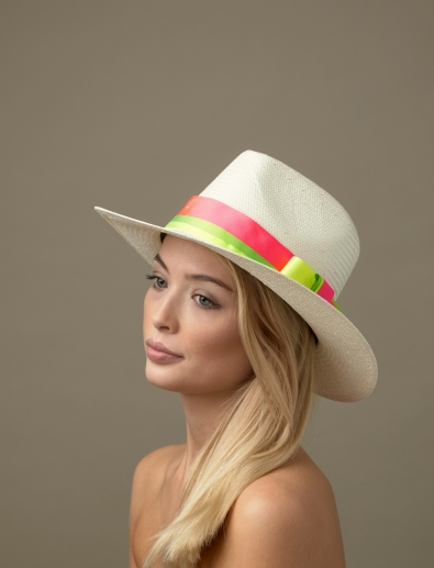 Sake Summer trilby Hat