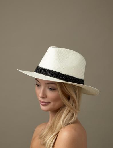 Sangria Summer trilby Hat
