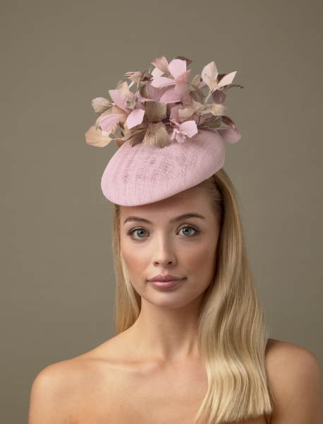 Spritz pillbox Hat