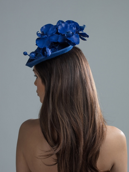 Atwood Pillbox Hat – back