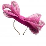 Austen dish hat by hostie hats back view