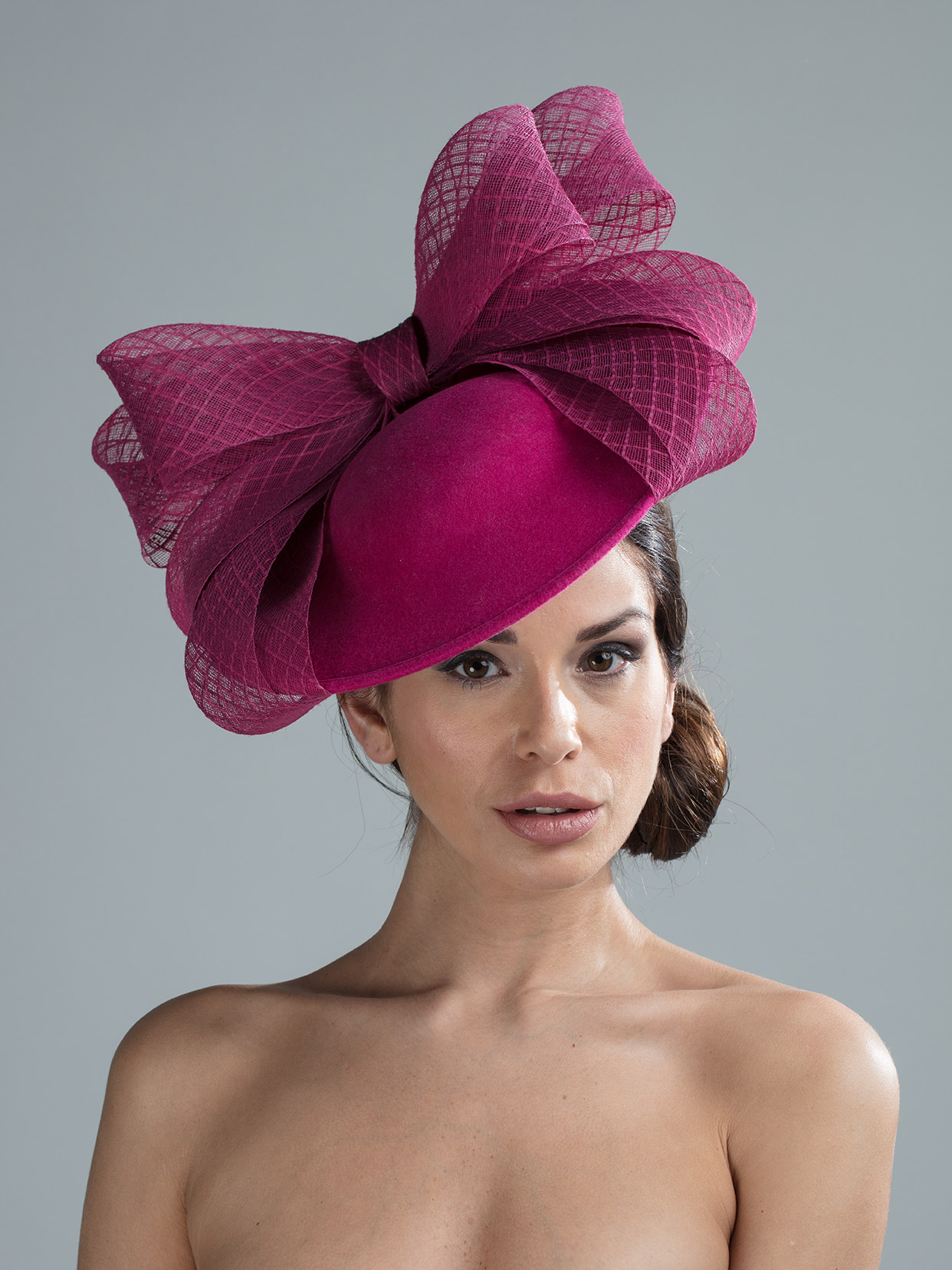 Austen dish hat by hostie hats