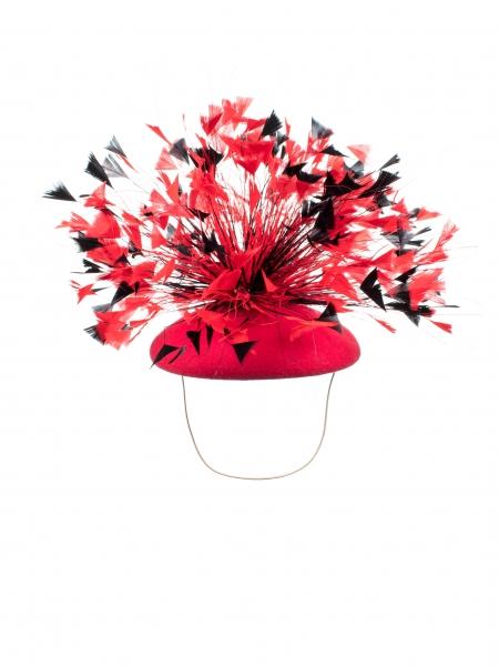 Beautrix pill box hat