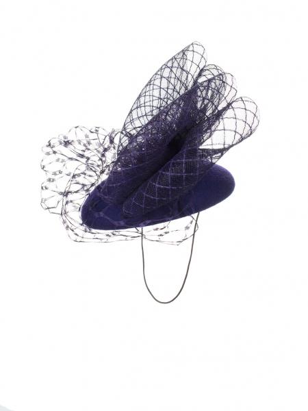 Dahl Pillbox hat