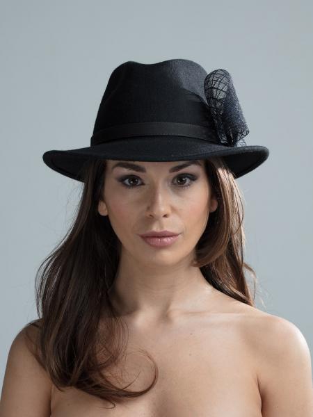 Dickens Fedora Hat
