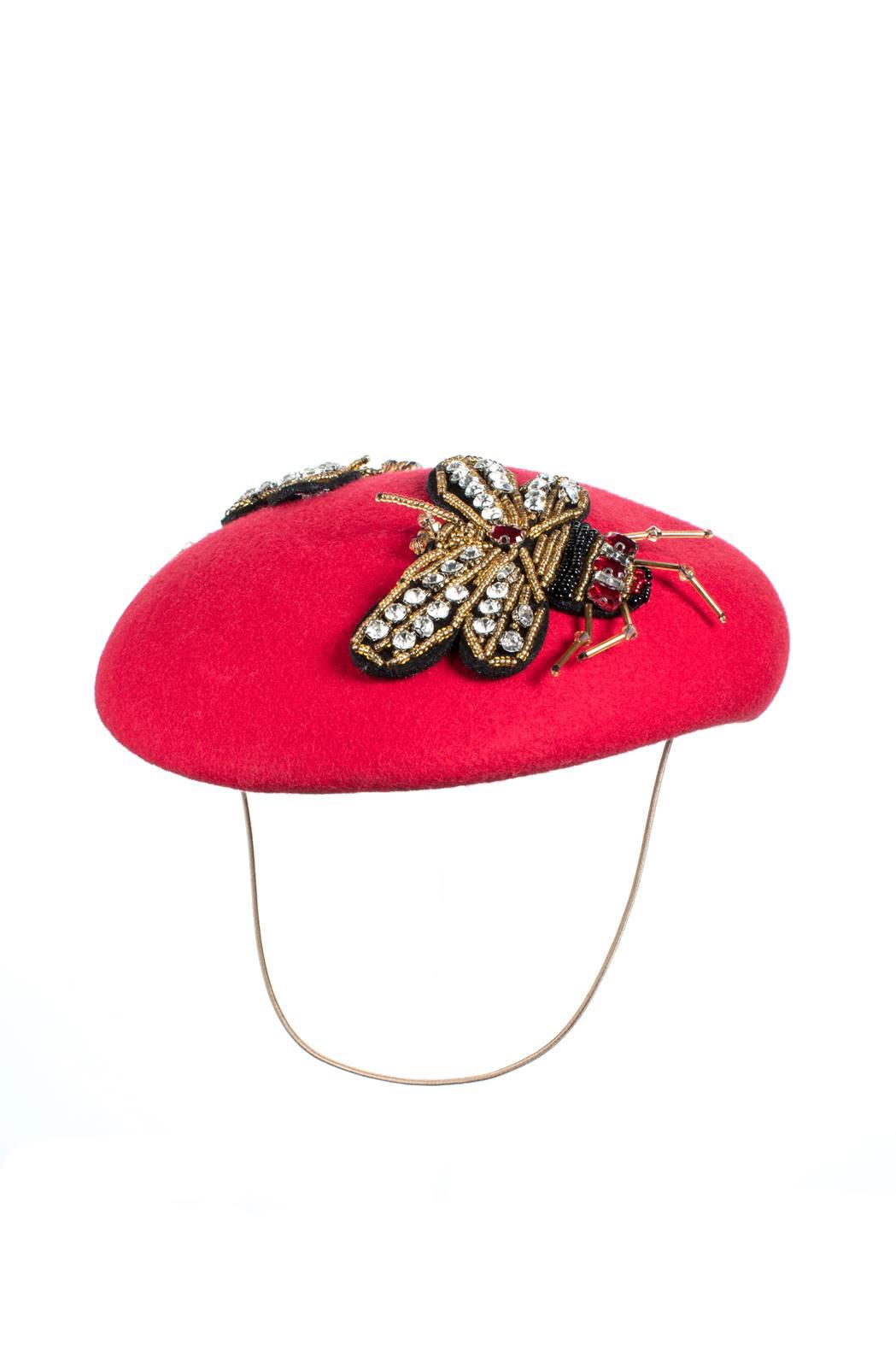Fleming Pillbox Hat