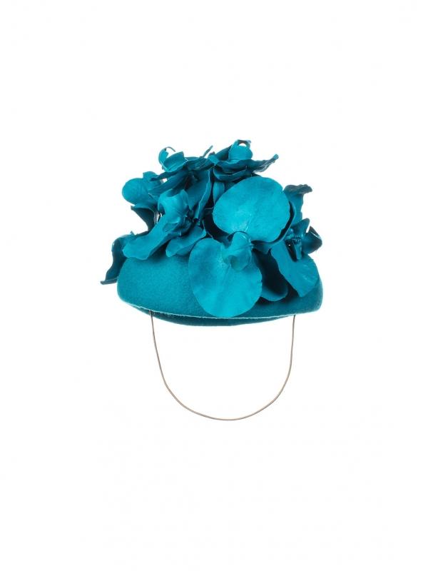 Hardy Pillbox Hat