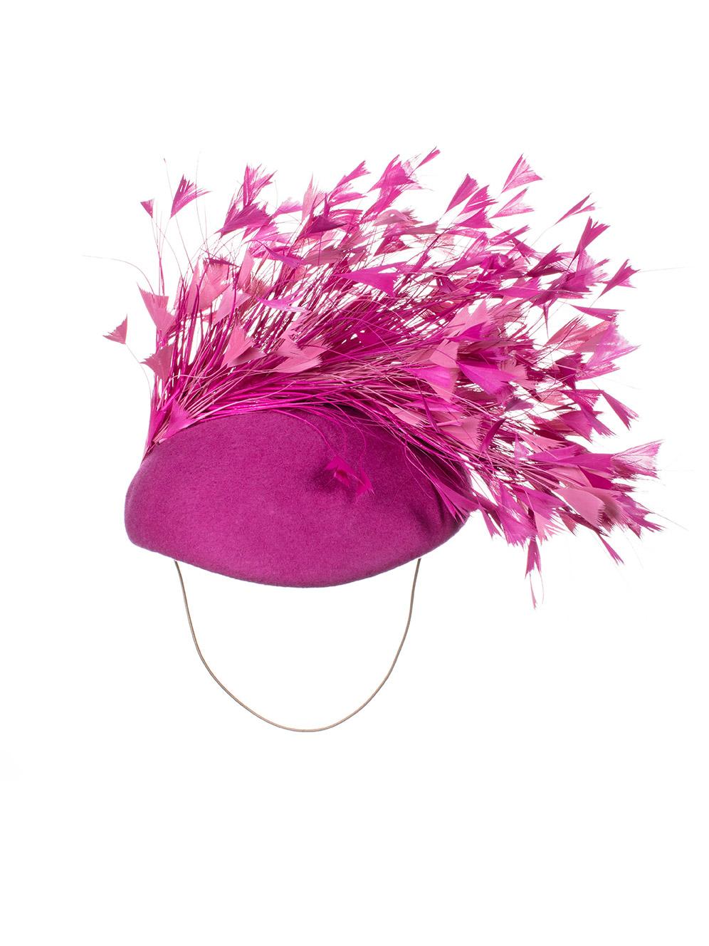 Hawthorne Pillbox Hat