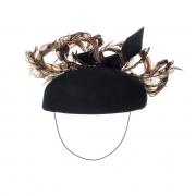 Hemingway Pillbox Hat