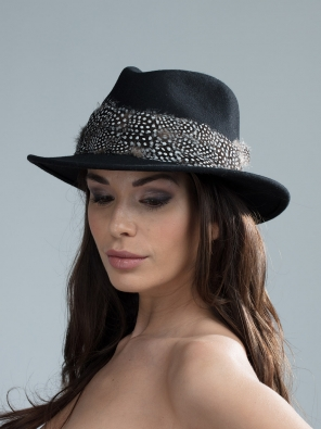 King Fedora Hat