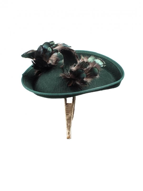 Miranda Pillbox Hat