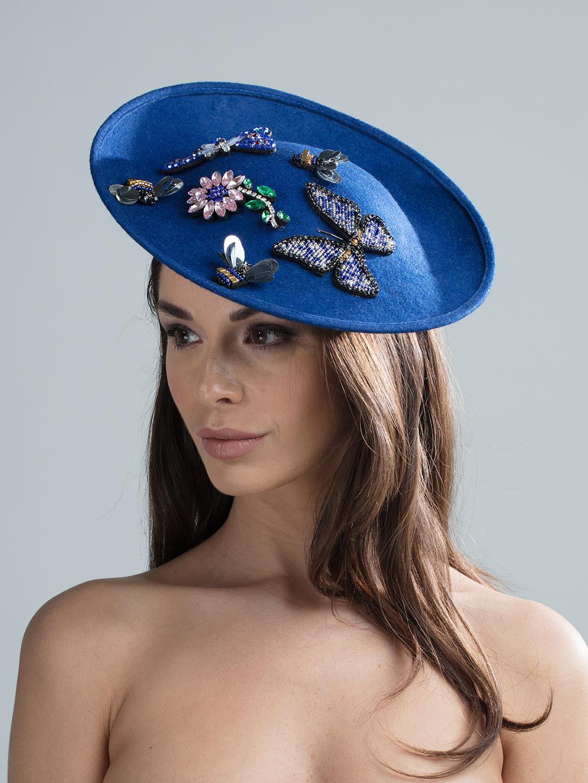 Seuss Dish Hat