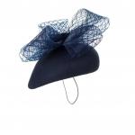 Wilde Pillbox Hat