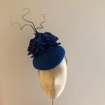 Basil Pillbox Hat