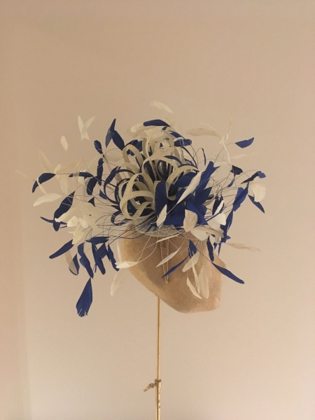 Amaretto Fascinator
