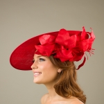 Auckland Dish Hat by Hostie Hats