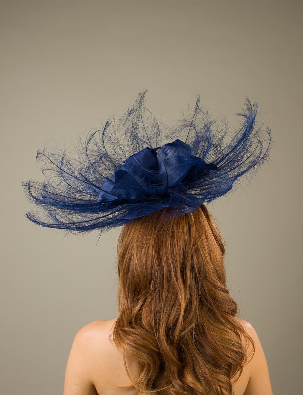 Beeston Fascinator by Hostie Hats