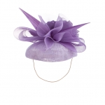 Berwick Pillbox Hat by Hostie Hats
