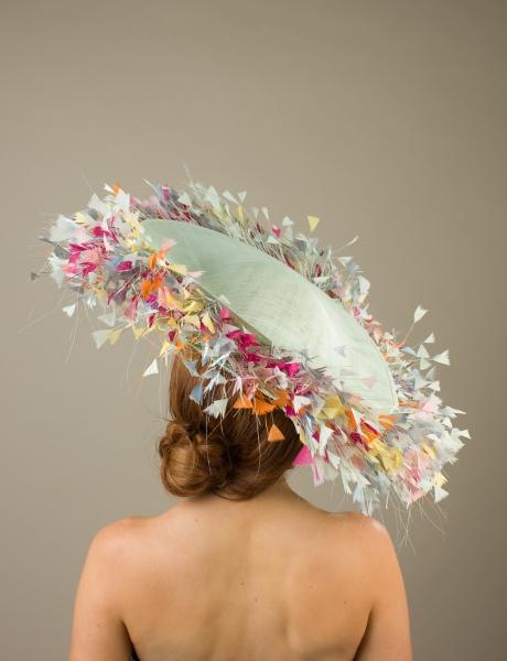 Buckingham Dish Hat