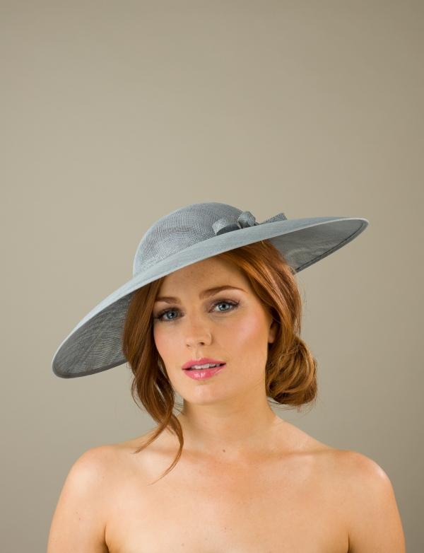 Carlisle Dish Hat by Hostie Hats
