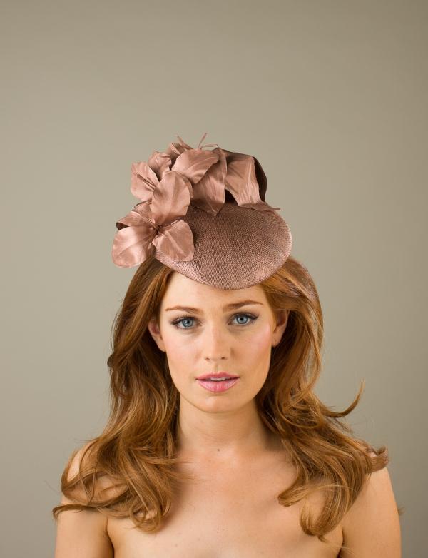 Cawdor Pillbox hat by Hostie hats