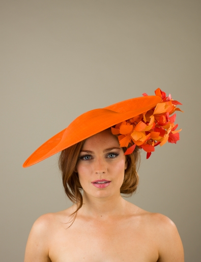 Dunster Dish hat by Hostie Hats