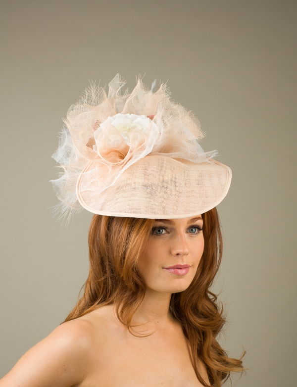 Hume Dish hat by Hostie Hats