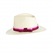 Huntly Summer Trilby by hostie hats