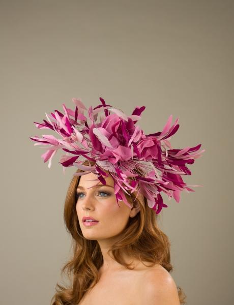 Hurst Fascinator by Hostie Hats