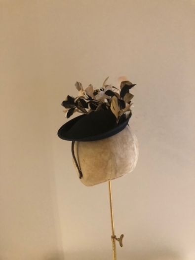 Wells Pillbox hat