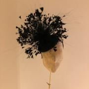 Beautrix Pillbox Hat