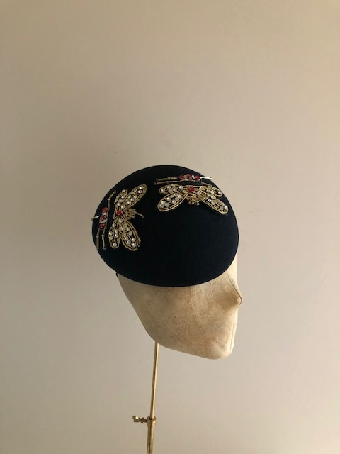 Fleming Dish Hat