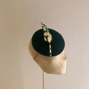 Chamonix Pillbox Hat