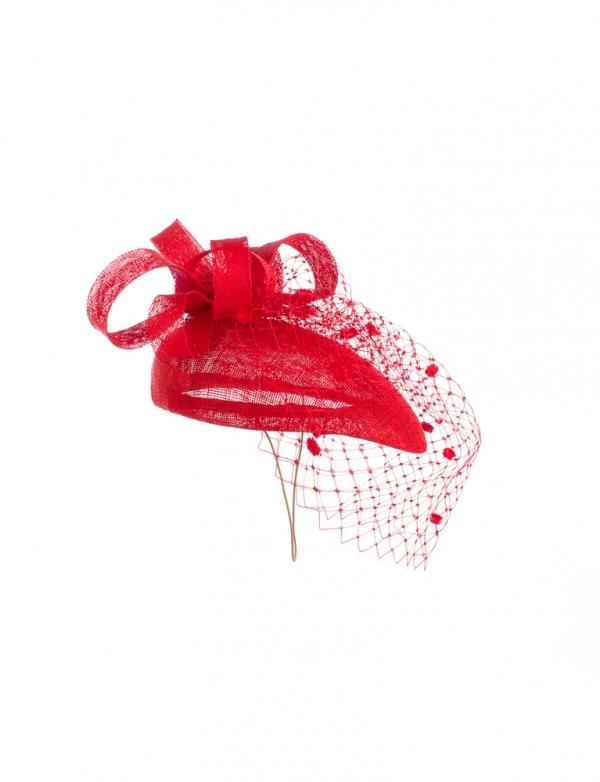 Penrith Pillbox hat by Hostie Hats