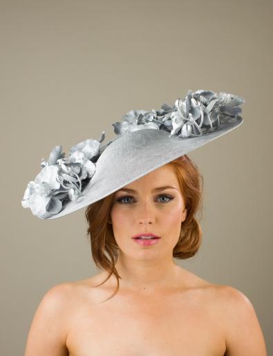 Rockingham Dish Hat by Hostie Hats
